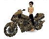 [M40] MaleMotorCycle