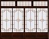 Animated Screen Door