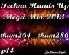 Techno Mega Mix 14/18