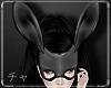 -チャ- Bunny Ears Blk
