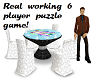 6 player puzzle game