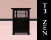 T3 Zen CraftsmanTable-S
