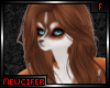 M! Copper Husky F Hair 1