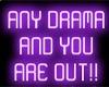 Purple Neon No Drama