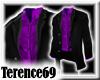69 Chic -Black Purple