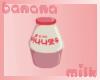 Banana Milk Pink