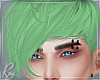Green Reg Hairstyle