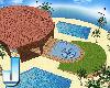 Tropical Pool Island