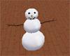 Man-made snow