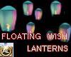 LANTERNS-FLOATING WISHES