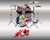 USA Drum Kit #2