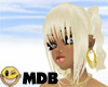 ~MDB~ BLOND TANYA HAIR