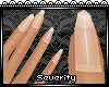 *S French Dainty Nails