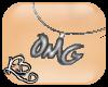 [L] OMG Necklace