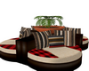 sofa rond