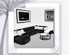 [CB]NYC Blk  Sofa