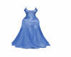 Light Blue Long Dress