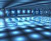 Blue Huge Club Room