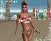 Hawaiian Ruffle Bikini