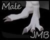 [JMB]YoT Rooster Feet-M