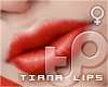 TP Tiana Lips - Tomato