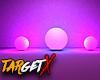 ✘ Glow Balls | Room