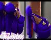 T|Zaria*Blue heels