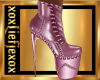 [L] Iced PINK Boots F