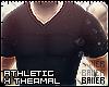 Athletic x Thermal Tee 1