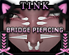 Bridge Piercing | White