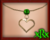 Heart Necklace May