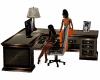 Executive Boss Desk