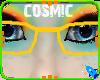 [C]Obnox Glasses Yellow