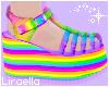 Rainbow Jelly Platforms