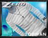 |Z| Topman White Stripe