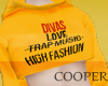 !A Crops Top Yellow