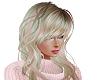 Pink Streak, Messy Hair