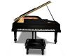 grand piano w/poses