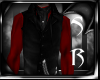 Gothic obscure blk red