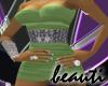 ~BB~ lgrn/ruff dress