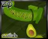 Avocado | Collar