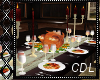 !C* T Turkey DinnerTable
