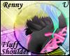 Renny Shoulder Fluff