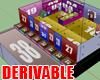 *Bar With Shops Derive