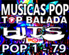 Mix Pop Top Balada
