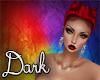 Dark Red Aurora