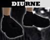 d~ Formal Black Shoes