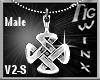 TWx:MALE Celtic Knot V2S