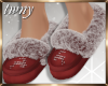 Fur Lined Slippers F