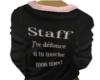 Staff - Mimi